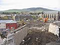 Town centre redevelopment works in Galashiels - geograph.org.uk - 279768.jpg