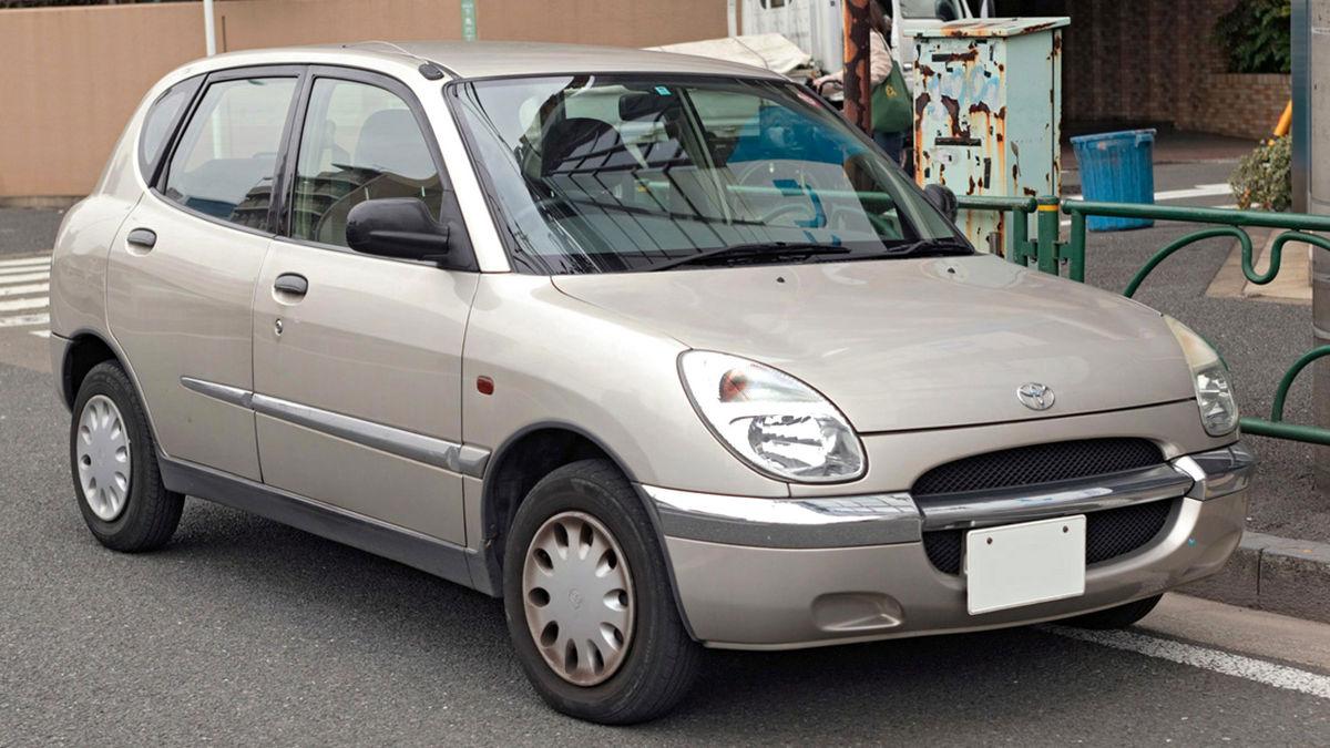 Toyota Duet Vikipedi