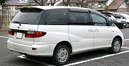 Toyota Estima L X-Limited rear.jpg