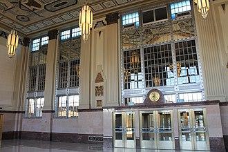 T&P Station - Image: Tpbuilding 6
