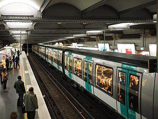 La Muette (Paris Métro) Paris Métro station
