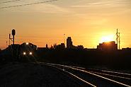 Train in Abilene