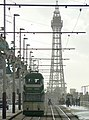 Tram and Tower - geograph.org.uk - 1584010.jpg