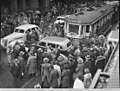 Tram and taxi smash in Pitt Street 1937.jpg