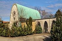 Trauerhalle am Jüdischen Friedhof in Bothfeld (Hannover) IMG 6562.jpg