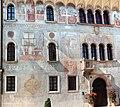 Trento, palazzo geremia, con affreschi di scuola veronese o vicentina del 1490-1510 ca. 01.jpg