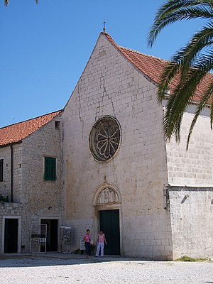 Croatian Dominican Province - Image: Trogir bs 13