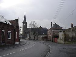 Troisvilles village.jpg