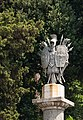 Trophée romain, Piazza del Popolo, Rome, Italie.jpg