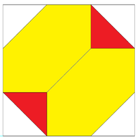 Truncated tetrahedron in unit cube.png