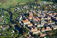 Trzebiatow Old Town bird's-eye view 2007-10b.jpg