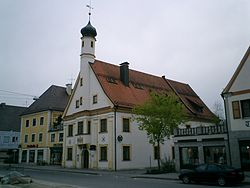 The old town hall