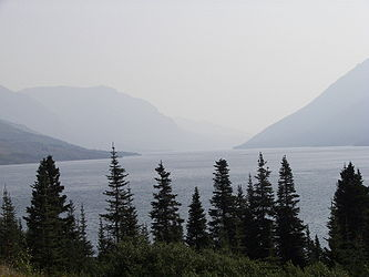 Tutshi Lake from Klondike Highway, British Columbia 2.jpg