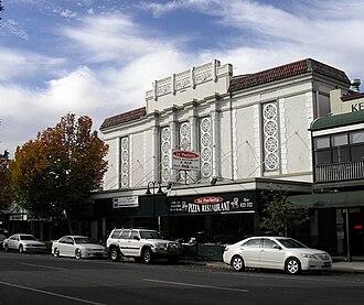 La Porchetta - La Porchetta restaurant at the Twin Plaza in Wagga Wagga, New South Wales