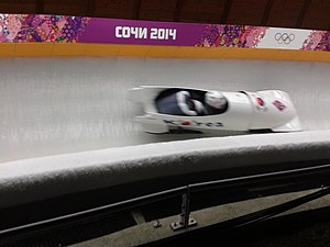 South Korea at the 2014 Winter Olympics - Two-man
