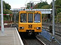 Tyne and Wear Metro train 4025 at Pelaw 02.jpg