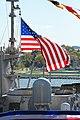 U.S. Navy Commissions Littoral Combat Ship USS Detroit (LCS 7) (29879539713).jpg