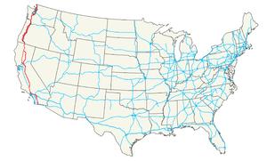U.S. Route 99 - Image: U.S. Route 99