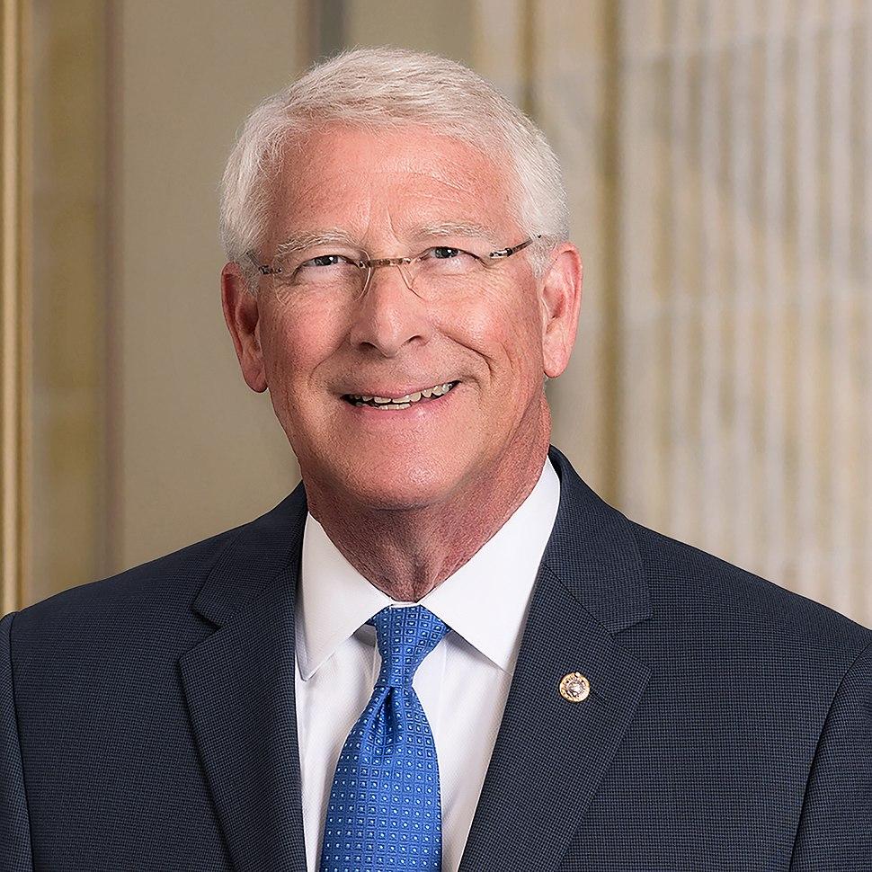 U.S. Senator Roger F. Wicker Official Portrait, 2018