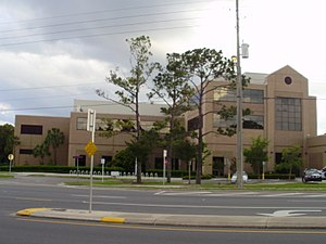 University of Florida College of Veterinary Medicine - Image: UF Vet Med Academic Wing 2