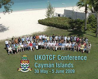 UK Overseas Territories Conservation Forum - UKOTCF 2009 Cayman Conference Participants