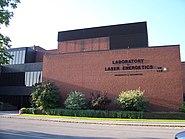 UR Laboratory for Laser Energetics main entrance