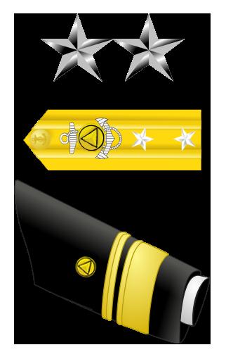 USA - NOAA - O8 insignia