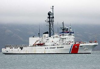 Alex Haley - USCGC Alex Haley (WMEC-39)