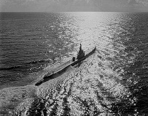 USS Barb (SS-220) off Pearl Harbor June 1945.jpg