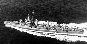 USS Hilary P. Jones (DD-427)