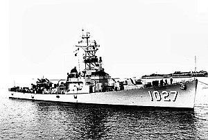 USS John Willis (DE-1027)
