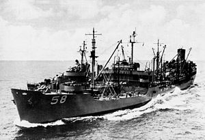 USS Manatee (AO-58) underway c1955.jpg