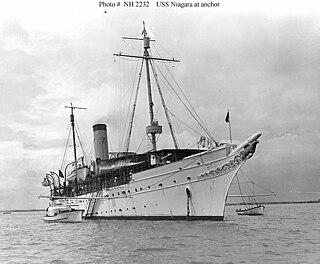 USS <i>Niagara</i> (SP-136)