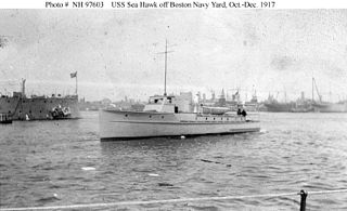 USS <i>Sea Hawk</i> (SP-2365)