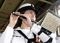 US Navy 081024-N-0879R-007 A musician from the U.S. Pacific Fleet Band plays a piccolo.jpg