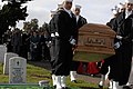 US Navy 081208-N-9818V-558 Funeral services are held for the Navy's fourth Master Chief Petty Officer of the Navy Thomas S. Crow.jpg