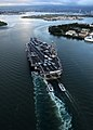 US Navy 110310-N-CQ682-278 The aircraft carrier USS Abraham Lincoln (CVN 72) arrives in Pearl Harbor for a port visit.jpg