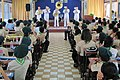 US Navy 111025-N-VC635-200 The U.S. 7th Fleet Band, Orient Express, performs at Wat Koh High School.jpg