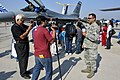 US airmen host Make-A-Wish, Teletón children at FIDAE 140326-F-FE312-165.jpg