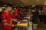 US service members celebrate end of summer 170927-M-ON849-0010.jpg