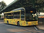 UX6497 Hong Kong Disneyland Resort shuttle bus 17-04-2019.jpg