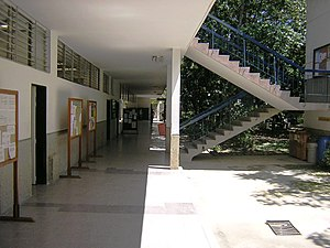 University of Antioquia - Institute of Nutrition, Citadel Robledo