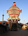 Udupi - Scenes of Sri Krishna Temple, Chariot3.jpg