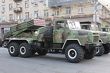 BM-21 Grad - Wikipedia