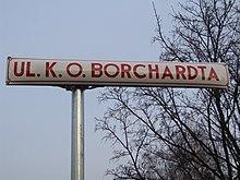 Ulica Karola Olgierda Borchardta, Gdynia - 001.JPG