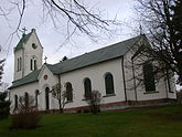 Fil:Ullervad Church Mariestad Sweden 002.JPG