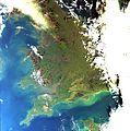 United Kingdom – MERIS - 23 January 2003 ESA231083.jpg