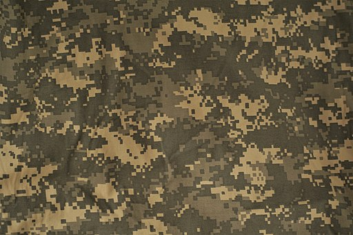 Universal Camouflage Pattern UCP ACUPAT Digital Camouflage