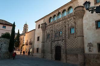 International University of Andalucía - Image: Universidad Internacional de Andalucía in Baeza (6933176340)