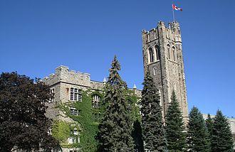 University College (University of Western Ontario) - Image: University College Building University of Western Ontario 1